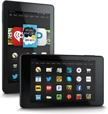 NEW ✔Amazon KINDLE FIRE 7 Inch Tablet Wi-Fi | 8GB | 2015 MODEL | 1 YEAR WARRANTY