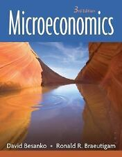 Microeconomics by David Besanko, Ronald R. Breautigam and Ronald R....