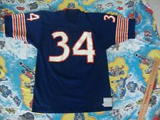 Vintage NFL Chicago Bears WALTER PAYTON Authentic Sand Knit Pro Action Jersey L