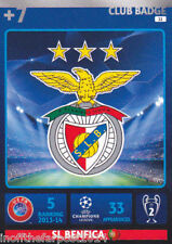 2014/15 Adrenalyn XL Champions League SL BENFICA No.11