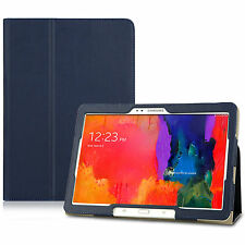 CaseCrown Bold Standby Pro Case Cover (Blue) for Samsung Galaxy Tab Pro 12.2