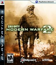 Call of Duty Modern Warfare 2 PS3! WAR, BATTLEFIELD, BATTLE, ACTION, WEAPONS