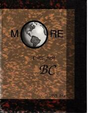 Bluffton College Ohio 1995 Ista Yearbook Annual College OH