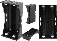 PORTAPILAS para 2 x 18650 3,7V para PCB batería ARDUINO desde España