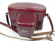 Leicaflex SL2 Hartledertasche Ever Ready Case + Gurt incl. Strap auch für I + SL