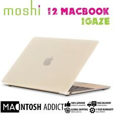 "Moshi iGlaze Clear Hard Shell Slim Case For New 12"" MacBook 