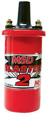 MSD 8202 Ignition Blaster Coil 2  Red