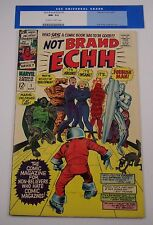NOT BRAND ECHH #1 WAS CGC NM- 9.2 VERY HIGH GRADE