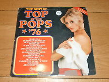 TOP OF THE POPS - The best of Top Of The Pops 76 - 1975 UK 14-track LP