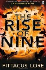 THE RISE OF NINE / PITTACUS LORE 9780141047867