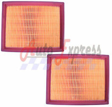 2 NEW Air Filters Cleaners FITS Honda GX610 GX620 GX670 18 20 24 HP V Twin