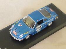 SOLIDO 151269  - Renault alpine A110 Monte Carlo 1971 Andruet N°22  - 1/43