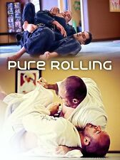 Roy Dean Pure Rolling Jiu Jitsu BJJ Explained DVD blue purple white brown belt