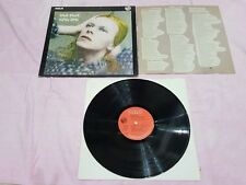 David Bowie Hunky Dory label RCA yl 13844 best buy series lp 33 giri usato