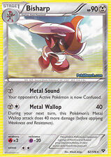 BISHARP 82/146 - XY POKEMON RARE CARD - IN STOCK NOW!