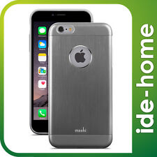 "Moshi iGlaze Armour Metallic Case iPhone 6 Plus / 6S Plus (5.5"") - Gunmetal Gray"