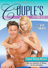 ABC's of Couples Fitness: Total Body Blast  (DVD, 2006) BRAND NEW