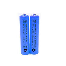 36 AAA Ni-MH 1.2V 1800mAh Rechargeable Battery Cell BU