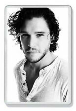 Kit Harington 001 (Jon Snow, Game of Thrones) Fridge Magnet *Great Gift*