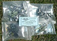 56 Chevy 2D Bel-Air Complete Molding Clip Mounting Set