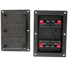 Stereo Speaker Output Terminal Block - Lot of 2  ( 24V001 )