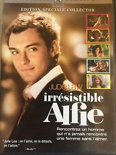 DVD *** L'IRRESISTIBLE ALFIE ***JUDE LAW //OCCASION
