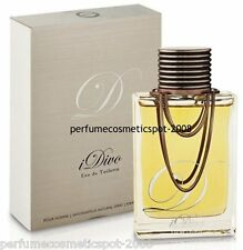 NIB iDIVO POUR HOMME ARMAF COLOGNE FOR MEN 3.4 OZ / 100 ML EAU DE TOILETTE SPRAY