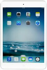 Apple iPad mini Retina Display 32GB, Wi-Fi + Cellular - White/Silver - Unlocked