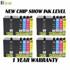 20 Pack New T252XL Ink Cartridge For Epson Workforce WF3620 WF3640 WF7110 WF7620