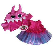 Teddy Clothes fits Build a Bear Candy Critter Tutu Dress Jacket Outfit Clothing