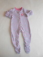 Girls Babygrows Newborn - Pretty  Baby Grow Sleepsuit -New