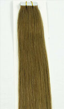 "Remy A Or A+ 50G 20PCS Straight & Wavy 16""18""20""22 Tape In Human Hair Extensions"