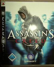 Assassin's Creed  Playstation 3 PS3 Video-Spiel Bluray Disc UBISOFT