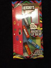 new Lip Locker Hershey's candy scented lip balm set of 4 Foodies party supplies