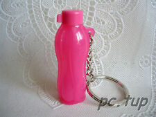 Porte clés Tupperware (keychain) Eco Bouteille rose