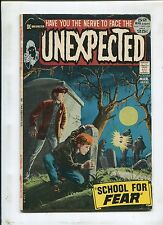The Unexpected #133 ~ School For Fear! ~ (Grade 4.0)WH
