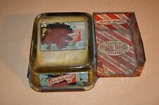 "Rare 1930s Baby Ruth Gum Adv Change Receiver w/ Tin Display ""Nickel Nurser"""