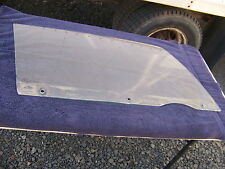 1965 BUICK WILDCAT CONVERTIBLE RH PASSENGER DOOR GLASS WINDOW OEM