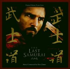 THE LAST SAMURAI SOUNDTRACK CD NEUWARE