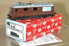 HAG 180 DIGITAL AC SBB CFF BLS BROWN CLASS Re 4/4 E-LOK LOCO 261 MINT BOXED nc