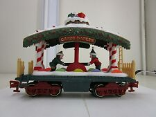 New Bright Holiday Express #384 Candy Dancer Christmas Train Car G Scale