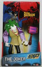 "NEW 2005 DC THE BATMAN ANIMATED SERIES JOKER 9"" FIGURE HAMMER ACCESSORY CARTOON"