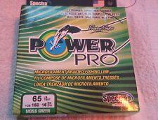 Power Pro Super Braid Fishing Line 65lb 150yd 30kg Moss GREEN