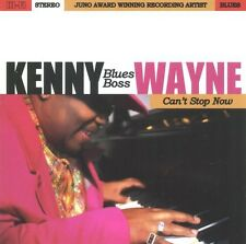 "Kenny ""Blues Boss"" Wayne, Kenny Wayne - Can't Stop Now [New CD]"