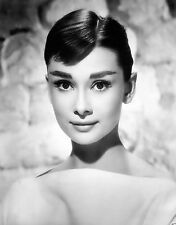AUDREY HEPBURN 8X10 GLOSSY PHOTO PICTURE IMAGE #2
