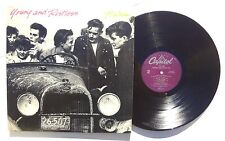 PRISM: Young And Restless LP CAPITOL RECORDS ST12072 US 1980 Lyric Inner NM-