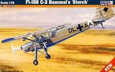 Fieseler Fi-156 C-3 Rommel Storch Pologne Suisse Soviet 1:72 modèle-kit kit