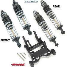 Pro-Line PowerStroke Front / Rear Shocks w/ Traxxas 3678 Wheelie Bar Assembly