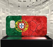 Coque Rigide pour Galaxy Edge S7 Edge Drapeau PORTUGAL 03