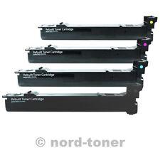 4x Toner für Konica Minolta Magicolor 4650 4690 DN EN MF kompatibel nord-toner
